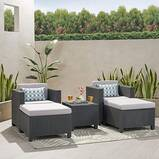 Christopher Knight Home Outdoor Conversation Sets