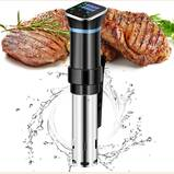 newoer Culinary Sous Vide and Precision Cooker, 1100W Immersion Circulator with SUS304 Stainless Steel Components,Digital Interface, Temperature and Timer
