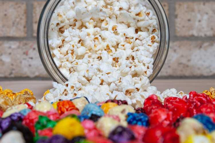 Avery's Savory Popcorn