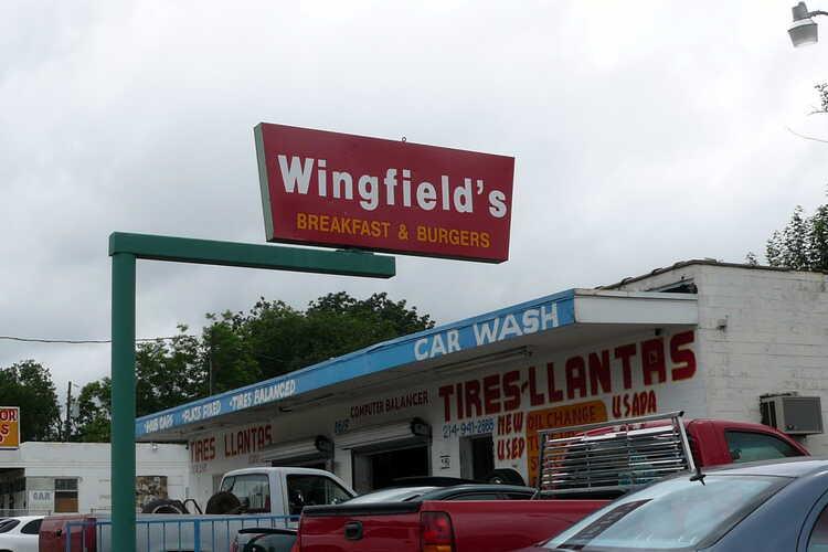 Wingfield's Breakfast & Burgers