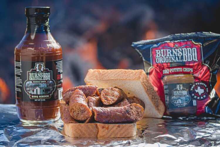 Burns Orginal BBQ Est. 1973