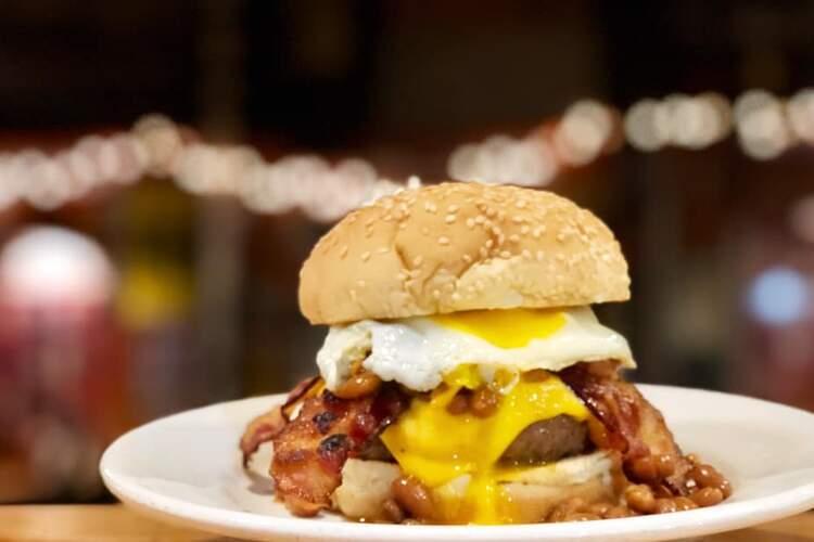 Mr. Bartley's Burger Cottage