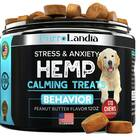 FurroLandia Hemp Calming Treats for Dogs