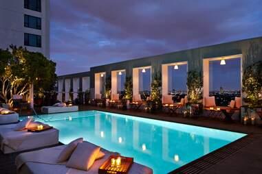 Mondrian Los Angeles Hotel