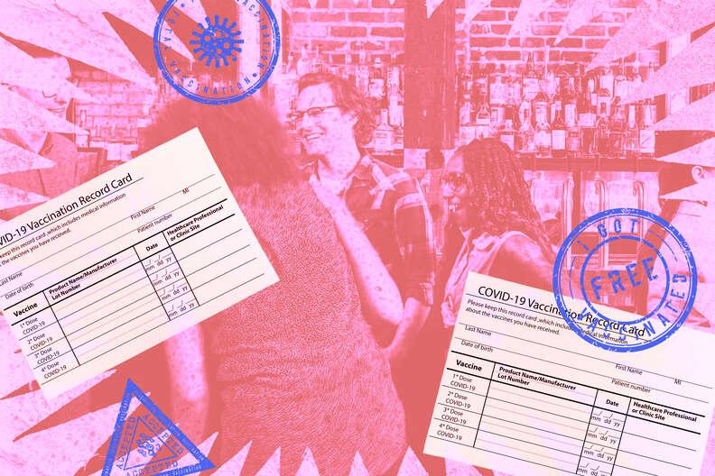 vaccine passports at bars