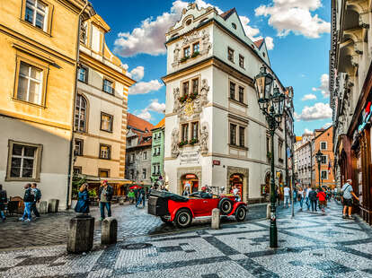 czech republic open to tourists