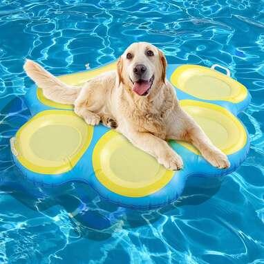 Paw Dog Pool Float