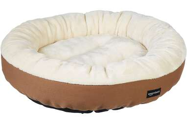 Amazon Basics Bolster Bed