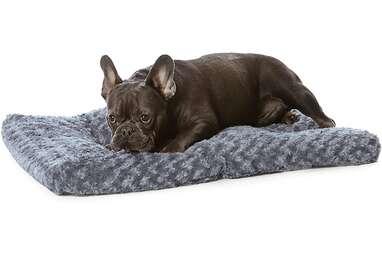 Amazon Basics Plush Dog Bed