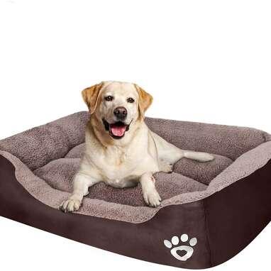 PUPPBUDD Large Dog Bed