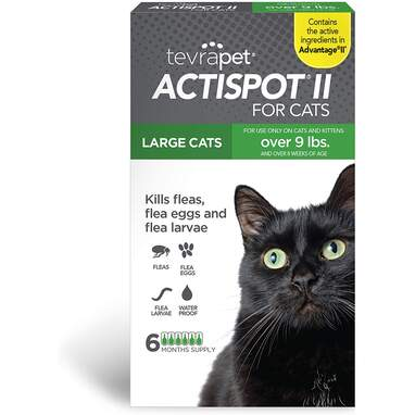 TevraPet Actispot II for Cats