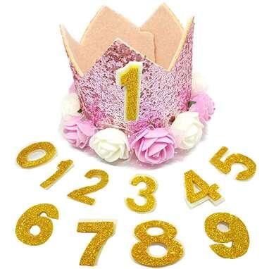 PET SHOW Birthday Crown
