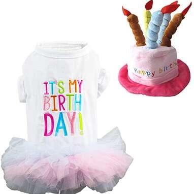 Wiz BBQT Birthday Dress and Hat