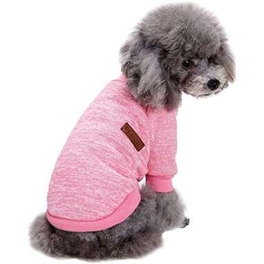 JECIKELON Dog Sweater