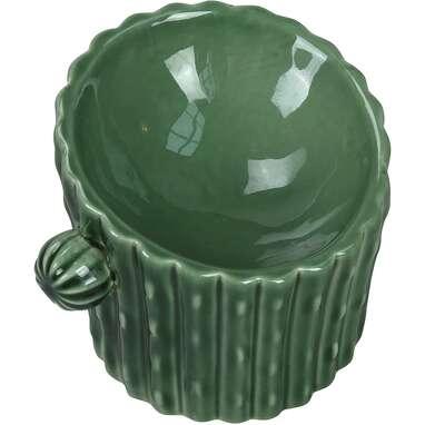 PetnPurr Cactus Cat Food Bowl