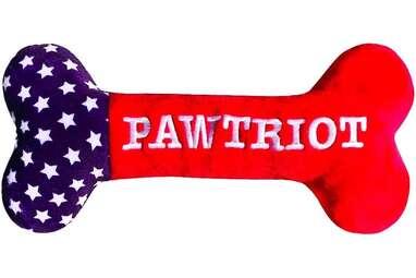 Pawtriot Plush Bone