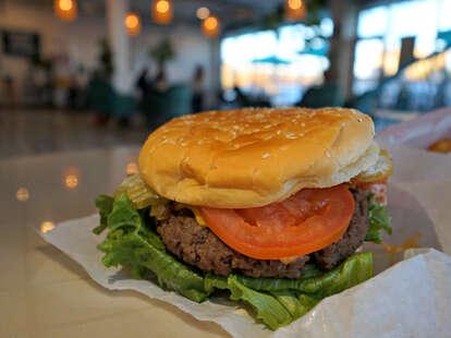 Underground Burgers