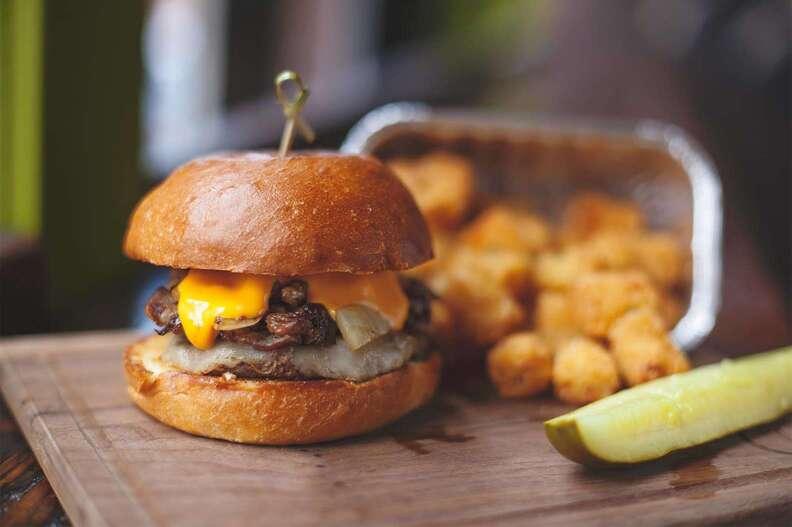 Nation burger