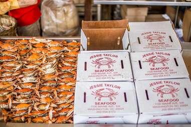 Jessie Taylor Seafood