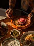 Karachi Cowboys food