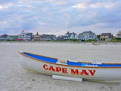 cape may boat