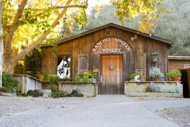 Rancho Sisquoc Winery