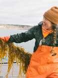 seaweed kelp farming salt sisters sustainable eating ocean seafood