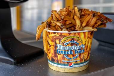 The Original Thrasher's French Fries