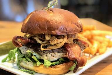 The Howe burger