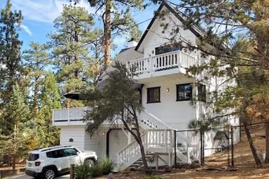 Romantic Scandinavian Treetop Cabin