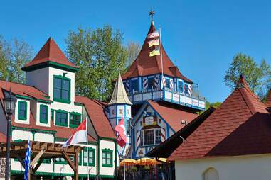 The Heidelberg German Restaurant, Bar & Music Hall - Helen, GA