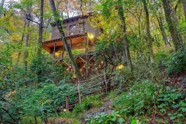 Bear Creek Lodge and Cabins Helen GA