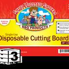 """Large Disposable Cutting Board - 18"""" x 24"""""""