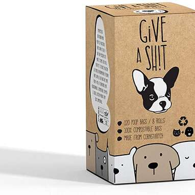 Give A Sh!t Compostable Dog Poop Bags