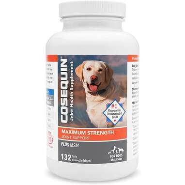 Nutramax Laboratories Cosequin Maximum Strength Joint Health Supplement