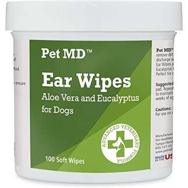 PetMD Ear Wipes
