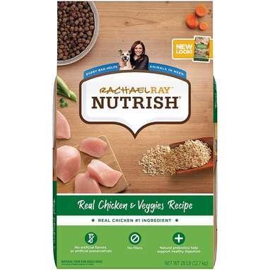 Rachel Ray Nutrish Dry Dog Food