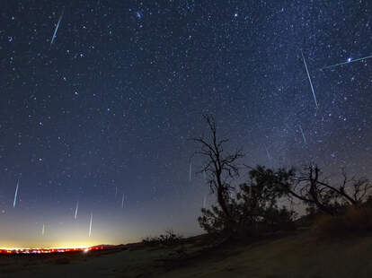 Perseid Meteor Shower 2021