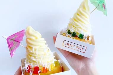 Sweet Daze Dessert Bar