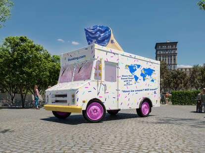 ice cream day ice cream truck stay