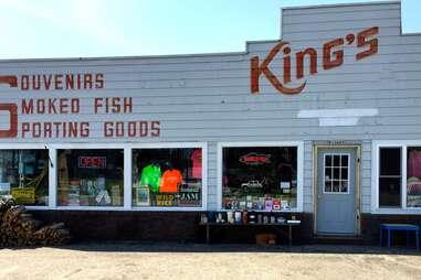 King's Fish Market Retail
