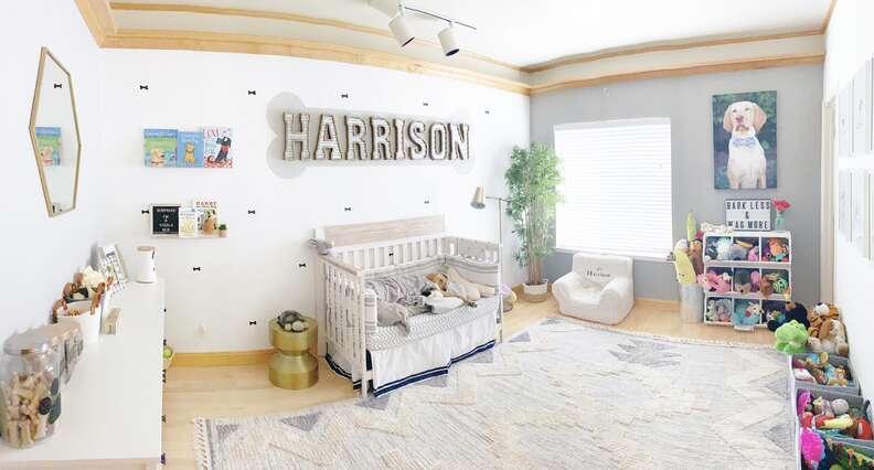 dog nursery