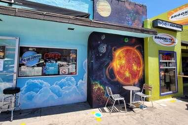 Sky Bar Tucson exterior