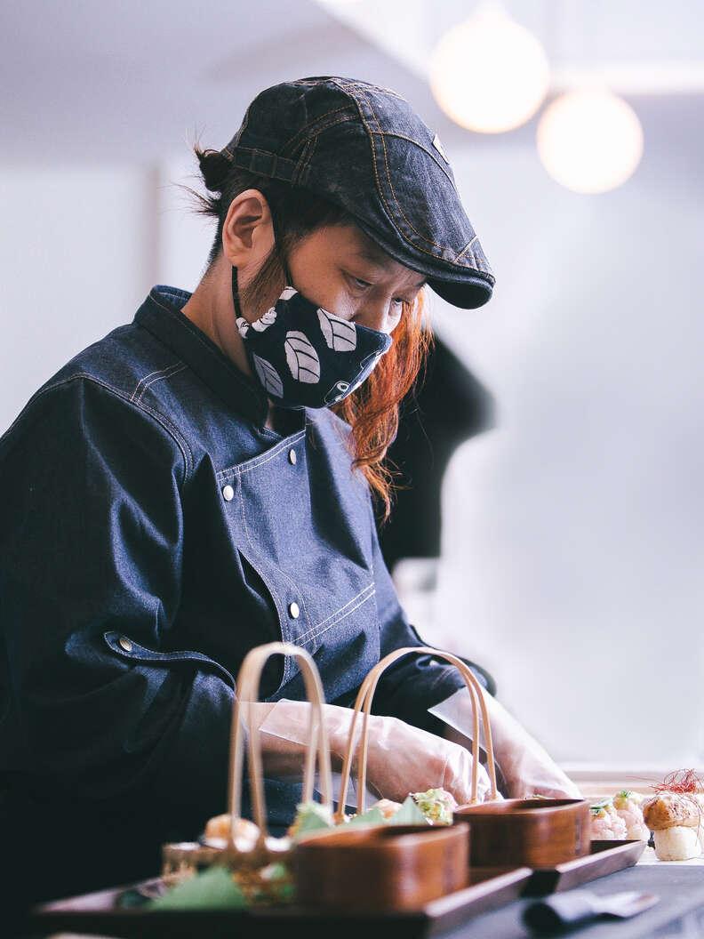 Chef Sho Boo