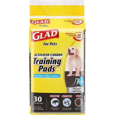 Glad for Pets Activated Carbon Puppy Pads