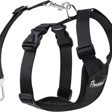 Pawaboo Dog Safety Car Harness