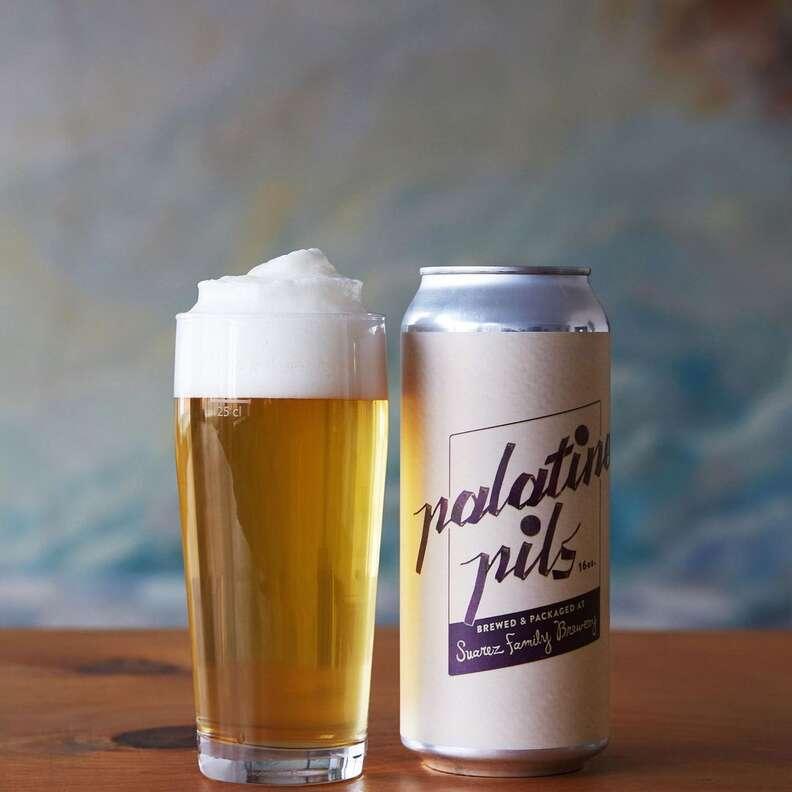 Suarez Family Brewery Palatine Pils