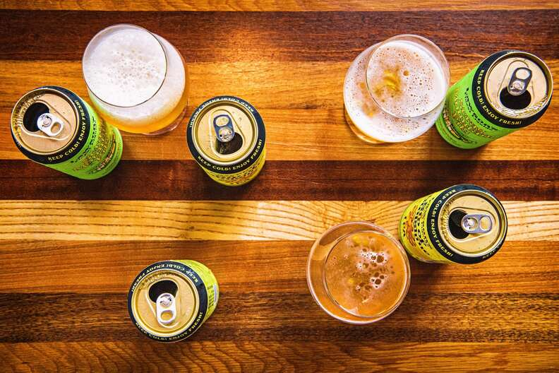 lagers craft beer