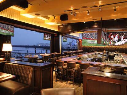 Tony C's Sports Bar & Grill Seaport