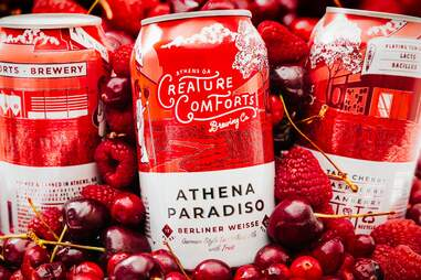 Creature Comforts Athena Paradiso berliner sours sour beer